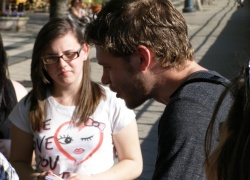 Joseph Morgan - Budapest (Hungary) - April 29, 2012 - 28xHQ PJtKIRq1