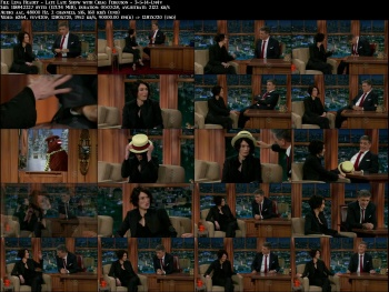 Lena Headey - Late Late Show with Craig Ferguson - 3-5-14