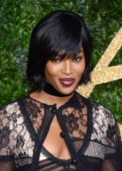 Naomi Campbell - 2015 British Fashion Awards @ the London Coliseum in London - 11/23/15