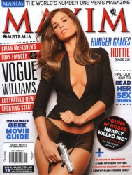 Vogue Williams - Maxim Magazine Australia May 2012 -- Mar.27.2017