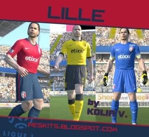 Download PES 2014 Lille 14-15 Kits by Kolia V.