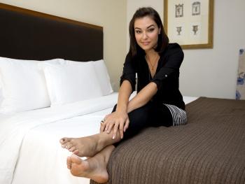 foot fetish sasha grey