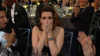 Tina Fey - 2013 SAG Awards Acceptance Speech Video - 1080p-added second host