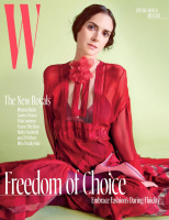 Winona Ryder - W Magazine October 2017