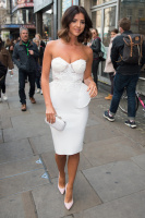 Lucy Mecklenburgh -              Boux Avenue S/S 2017 Launch London April 26th 2017.