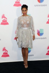 Jada Pinkett Smith - 16th Annual Latin GRAMMY Awards @ the MGM Grand Garden Arena in Las Vegas - 11/19/15