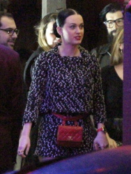 Katy Perry - Sexy Legs - Private Party - El Adobe Cafe - April 9 2015