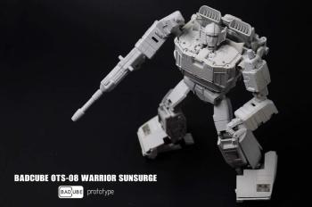 [BadCube] Produit Tiers - OTS-08 Sunsurge (aka Sunstreaker/Solo G1) + OTS-Special 01 Blaze (aka Sunstreaker/Solo Diaclone) GJZIshKA