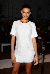 Rachael Finch - Manning Cartell S/S 2013 fashion show in Sydney 4/9/13