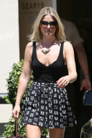 Ali Larter - Shopping in Beverly Hills 5/13/13