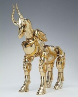 Capricorn Shura gold Cloth AcgG4Hoi