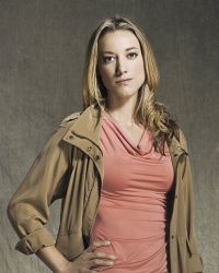 Zoie Palmer - Lost Girl Season Three Promotional Photos