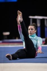 Aly Raisman - 2016 Pacific Rim Gymnastics Championships Podium Training @ Xfinity Arena in Everett - 04/07/16