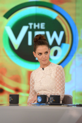 Katie Holmes - The View: March 29th 2017