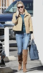 Reese Witherspoon is seen out running errands in Los Angeles - November 16-2015 x13