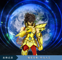 Sagittarius Seiya New Gold Cloth from Saint Seiya Omega EGy3h0ep
