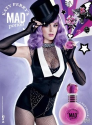 Katy Perry - Hot Cleavage - New Mad Potion Perfume Ad (2015)