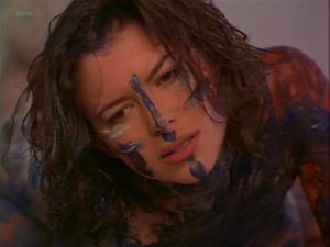 Kari Wuhrer @ Vivid (aka Luscious) (US 1997)  SHHpHWaY
