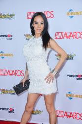 Nadia Styles - 2016 Adult Video News Awards @ Hard Rock Hotel & Casino in Las Vegas - 01/23/16