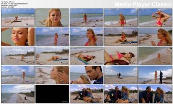 Angelique Boyer - Lo Que la Vida Me Robo (HOT pink bikini)