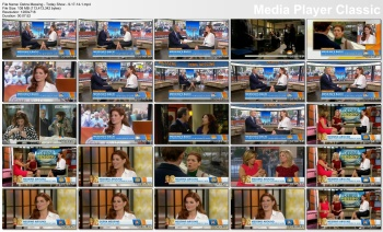 Debra Messing - Today Show - 9-17-14