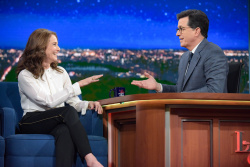 Debra Winger - The Late Show with Stephen Colbert: May 4th 2017
