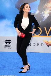 Lynda Carter - Wonder Woman Premiere in Hollywood May.25.2017