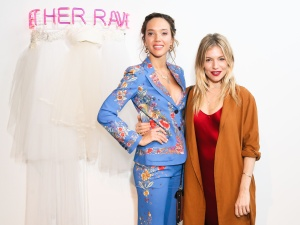 Sienna Miller - Zoe Buckman 'Imprison Her Soft Hand' exhibition, Project for Empty Space, Newark, New Jersey - February 22nd 2017