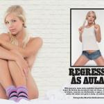 Gatas QB - Ani Greiner Frontal Mag (Revista Frontal) Novembro 2013