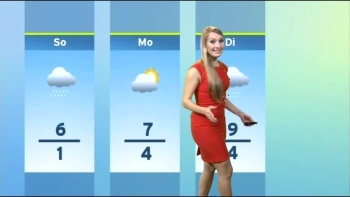 Anna Gröbel -Augsburg TV -Allemagne AdbOJxwx