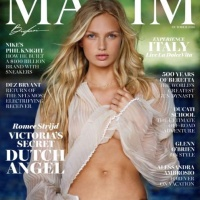 Magazine Maxim USA – October 2016
