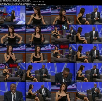 Ming-Na Wen - Arsenio Hall - 1-31-14