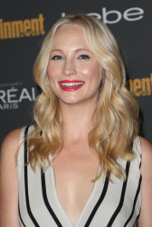 Candice Accola – Entertainment Weeklys Pre-Emmy Party, West Hollywood Sept.