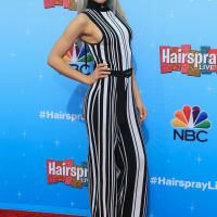 Dove Cameron   Hairspray Live! Press Junket held at Universal Studios in Universal City on Nov 16 (86 Photos)