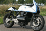 Roel Scheffers' BMW RS09