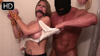 Shower rape porn