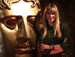 Edith Bowman - British Academy Scotland Awards Host Photoshoot @ the Radisson Blu in Glasgow - 10/13/15