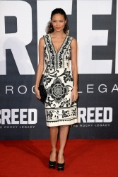 Thandie Newton - Creed European Premiere @ Empire Leicester Square in London - 01/12/16
