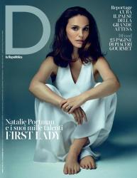 Natalie Portman - D la Repubblica December 2016 -- Apr.9.2017