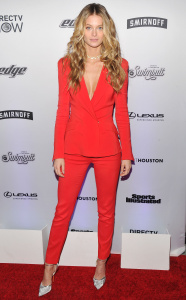 Kate Bock - Sports Illustrated Swimsuit Issue Launch Event in NYC - February 16th 2017