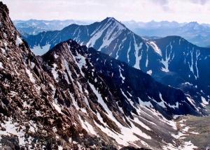 Narodnaya mountain
