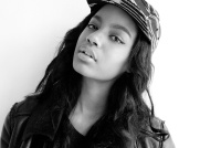 Ebonee Davis - Terry Richardson Photoshoot March 8, 2013
