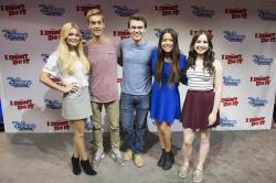 Sarah Gilman - 2015 D23 Expo: Day One @ the Anaheim Convention Center in Anaheim - 08/14/15