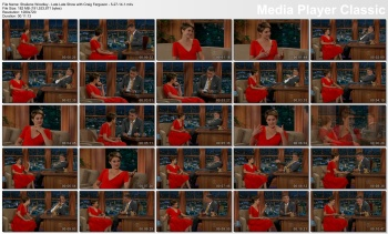 Shailene Woodley - Late Late Show with Craig Ferguson - 5-27-14