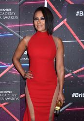 Melanie Brown - 2015 Jaguar Land Rover British Academy Britannia Awards @ The Beverly Hilton Hotel in Beverly Hills - 10/30/15