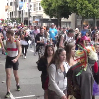 Bay to breakers your tube naked