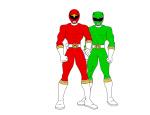 Power Rangers Y18QETSv