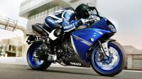 2013 Yamaha YZF-R1 race-blu series