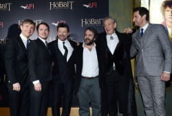 Richard Armitage - attends 'The Hobbit An Unexpected Journey' New York Premiere benefiting AFI at Ziegfeld Theater in New York - December 6, 2012 - 14xHQ JM6TWHQ4