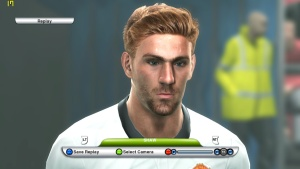 Luke Shaw Face Pes2013 by amir27